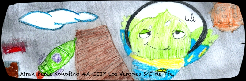 dibujo astronauta santa cruz 7